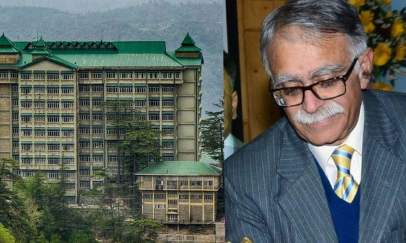 Justice Sanjay Karol as Acting Chief Justice of HP High Court