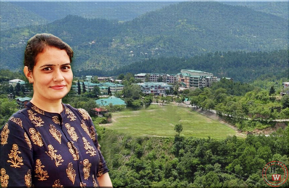Dr Nisha Thakur icssr fellowship