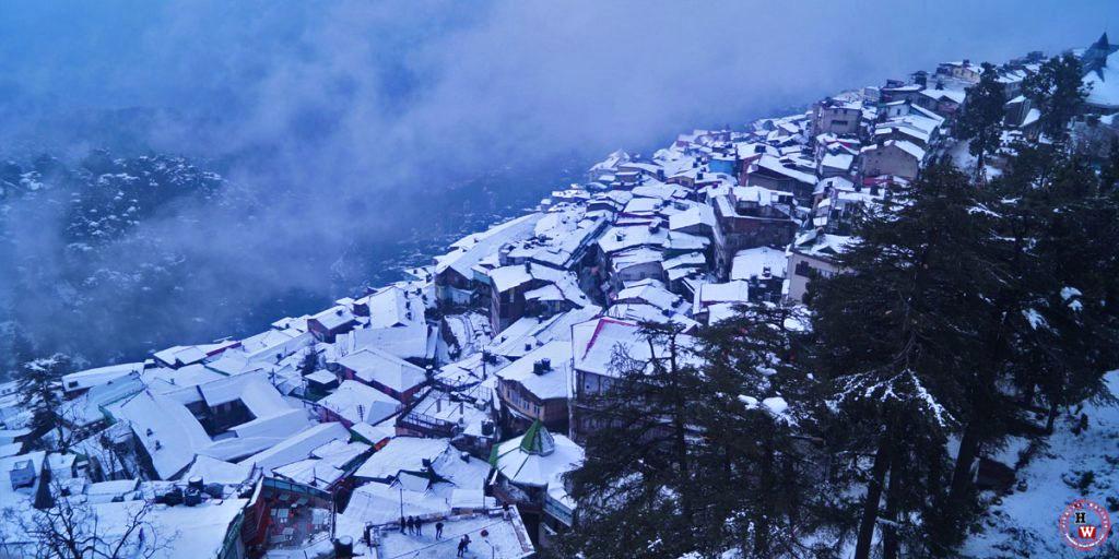 Snowfall prediction for Shimla