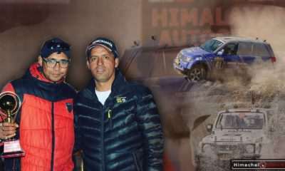 Suresh Rana and Sushant Thapa of Himachal Pradesh
