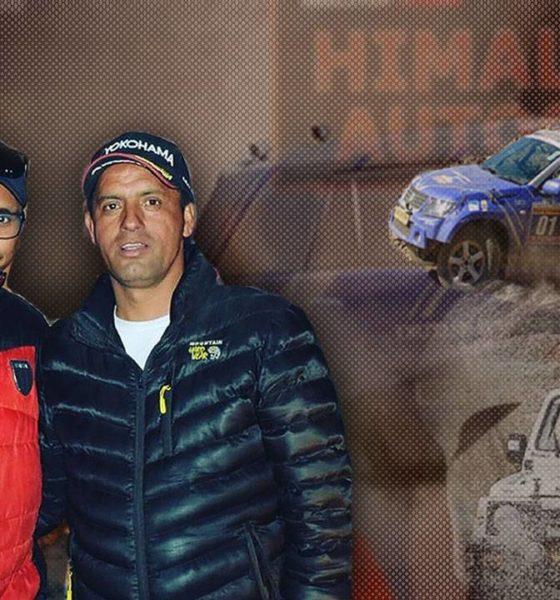 Suresh Rana and Sushant Thapa of Himachal Pradesh