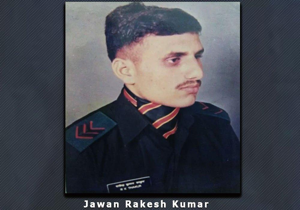 Bilaspur Jawan Rakesh Kumar Martyred in Avalanche