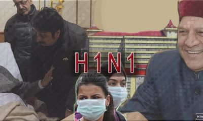 Swine flu deaths in Himachal Pradesh in 2019