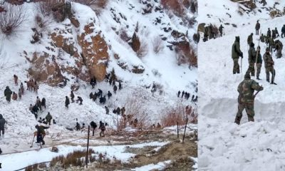 Army jawans killed in avalanche in Kinnaur