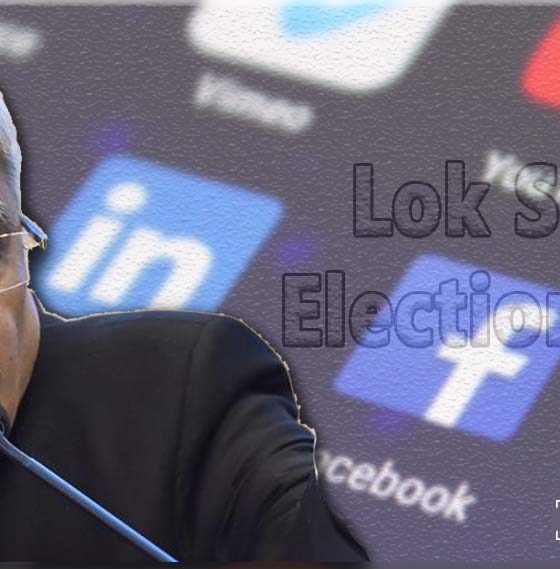 Lok sabha elections 2019 and social media platforms