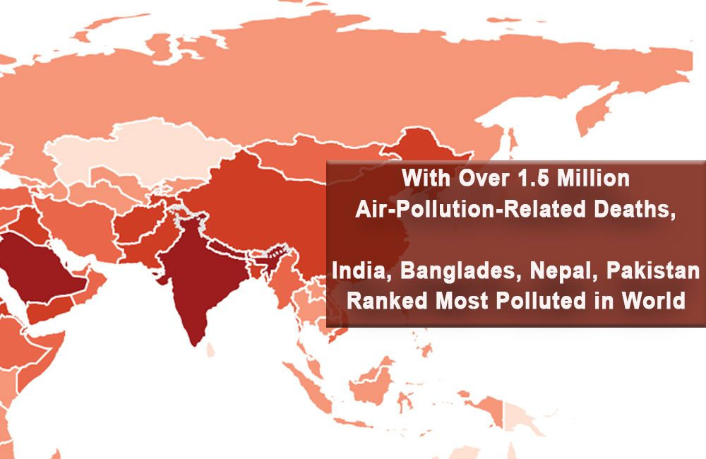 Air Quality In India