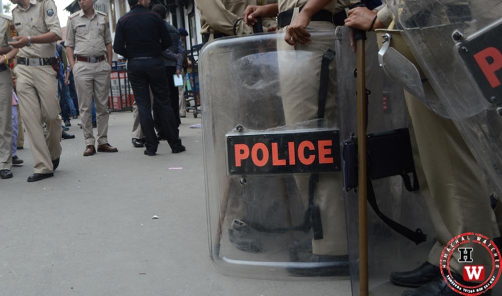 Rape in shimla in moving car