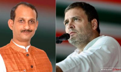Satpal Singh Satti's abusive remark on rahul gandhi