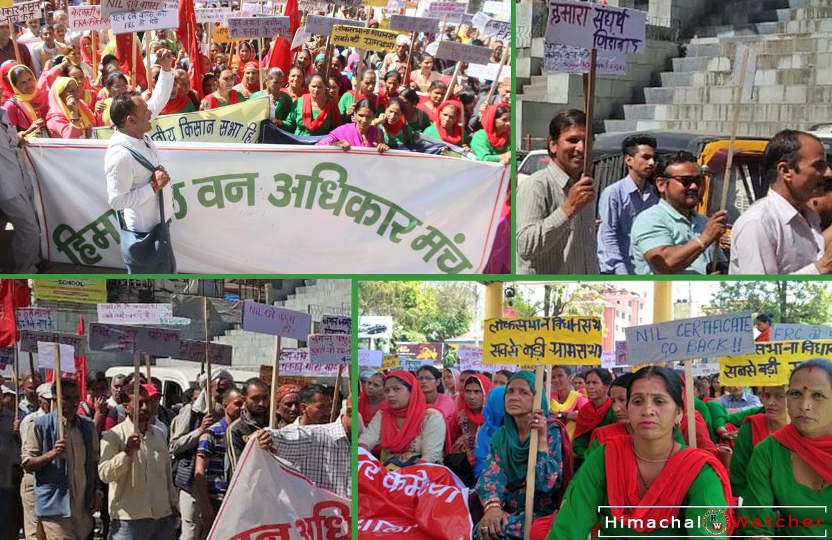 Himachal Pradesh Lok sabha Elections FRA ACt