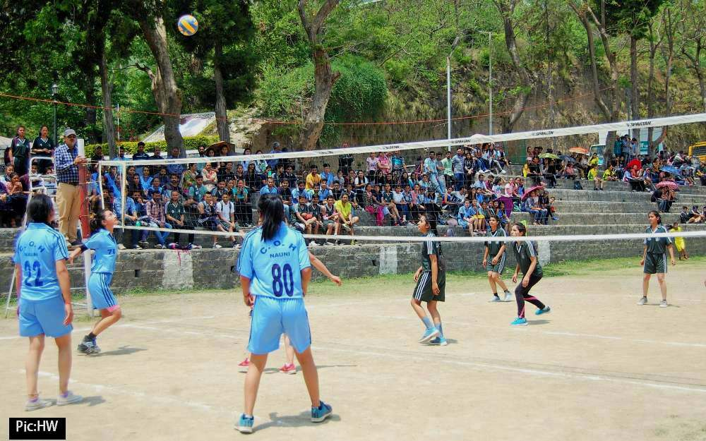 UHF Nauni Annual Inter College Sports Meet and Youth Festival 2019 5