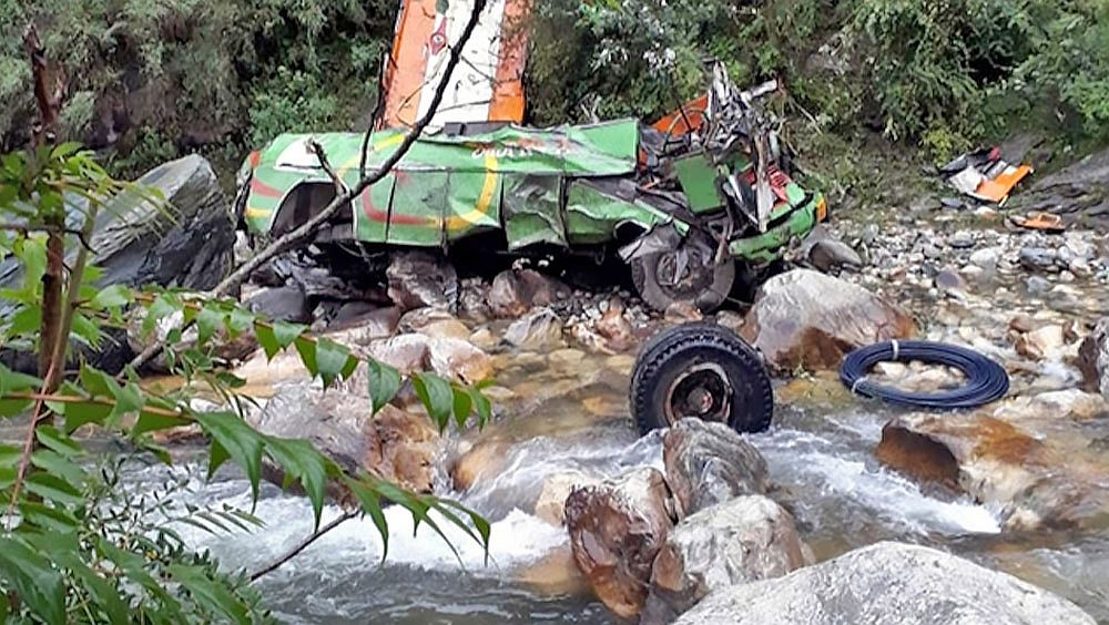 Causes of Kullu Bus Accident in 2019