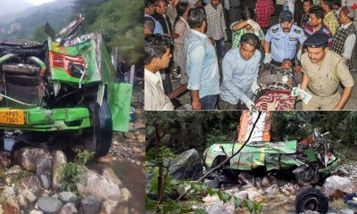 Deaths in Kullu Bus Accident in 2019
