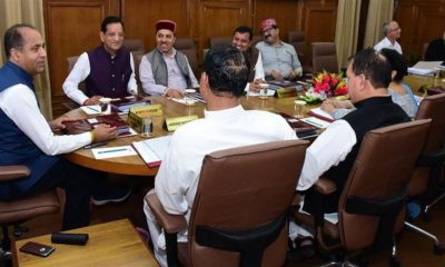 HP Cabinet Meeting 2019