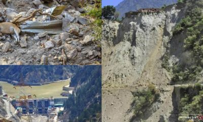 Himachal's Hydropower Projects Are not eco-friendly