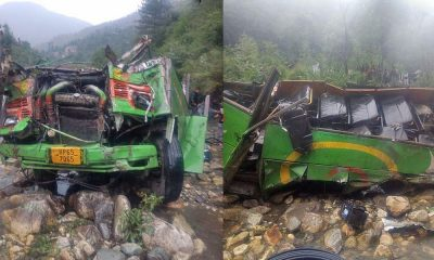 Kullu Bus Accident June 2019