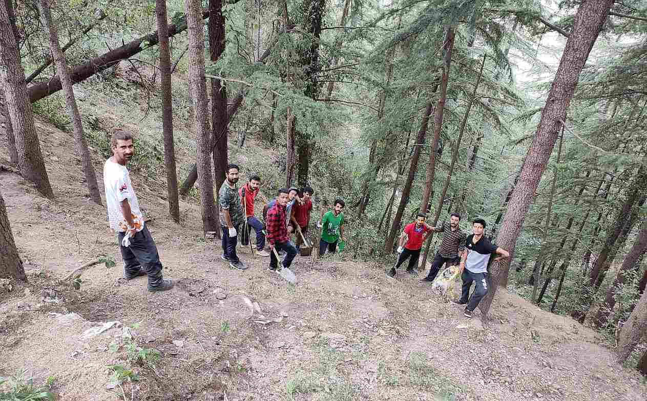 New Shimla Youth Club Cleaning Campaign 3