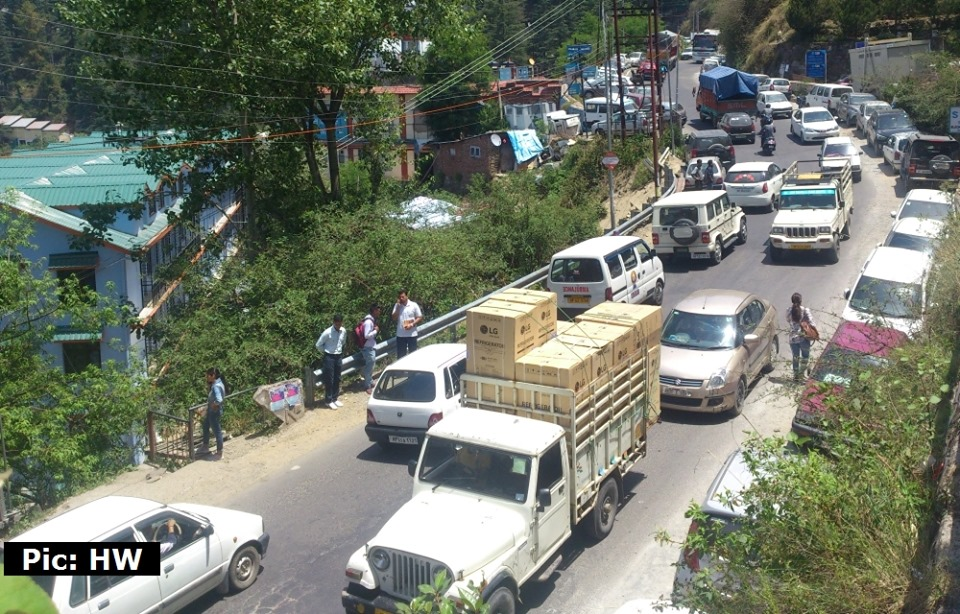 New Traffic Plan for shimla district
