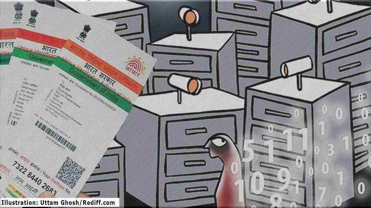 Dark side of aadhar amendment act and linking it to voter id