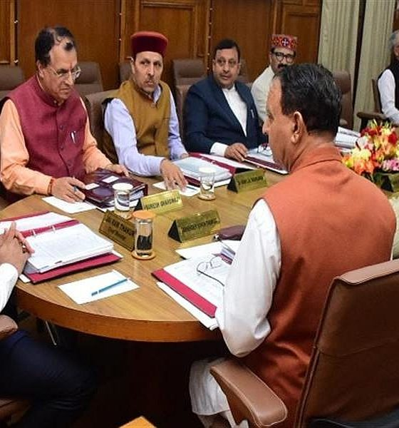 HP Cabinet Decisions July 2019