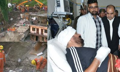 Solan Building Collapse death toll