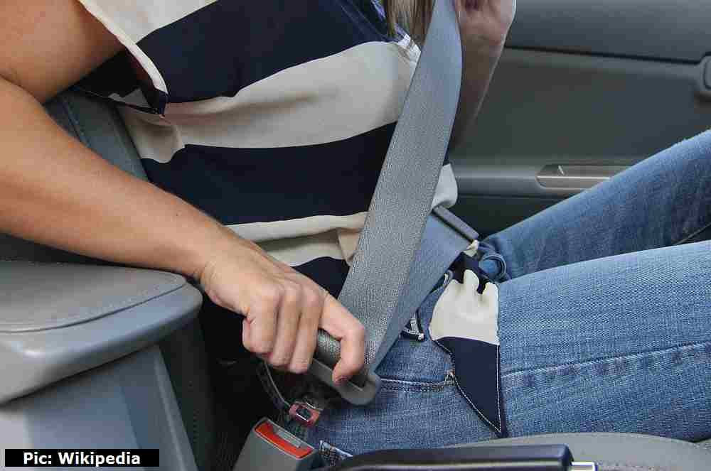 Wearing seat-belt in Shimla Mandatory