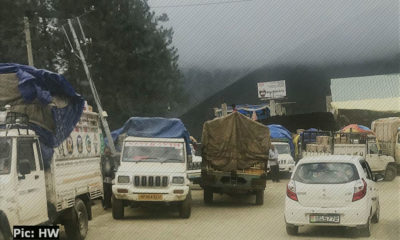 Apple Season Traffic in Shimla 3