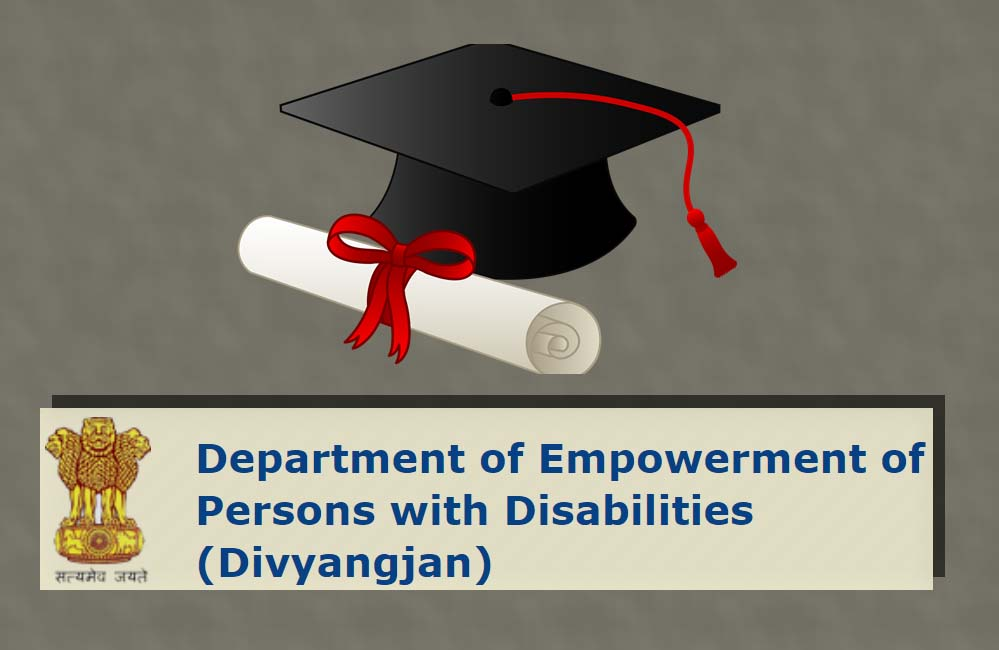 Apply for scholarships for disabled ]