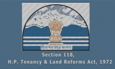 Demand to Revoke section 118 of HP tenancy & land reforms act