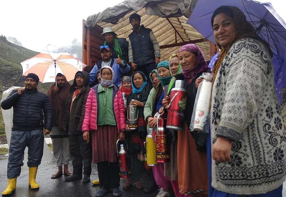 Koksar Panchayat in Lahaul-Spiti 2