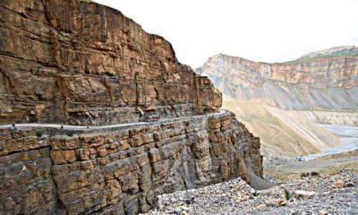 Lahaul-Spiti Roads open
