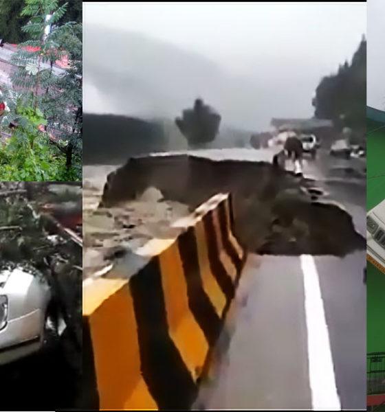 Monsoon Damages in Himachal Pradesh