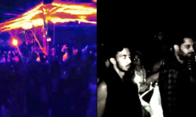 Rave Party in Kasol busted 2