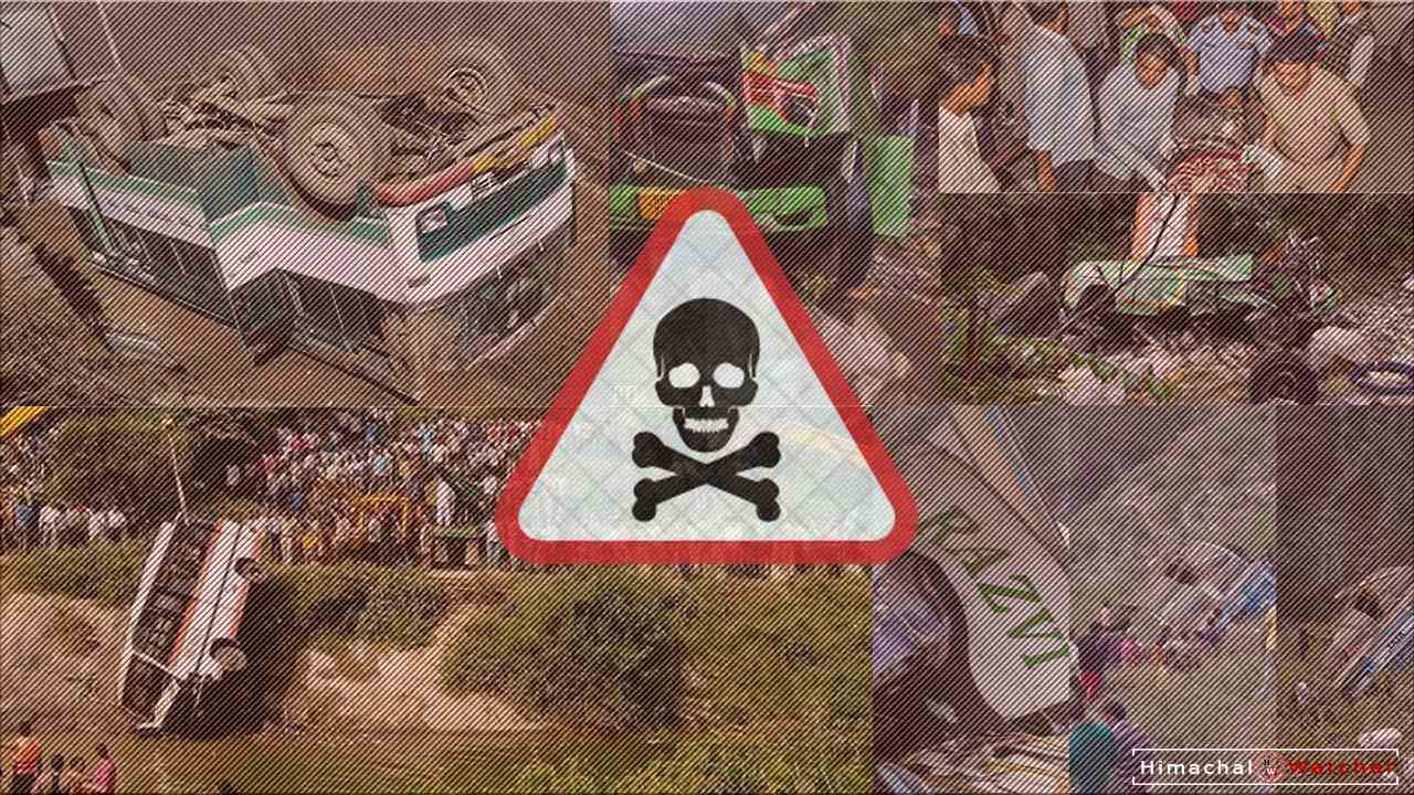 Road Accidents in Himachal Pradesh