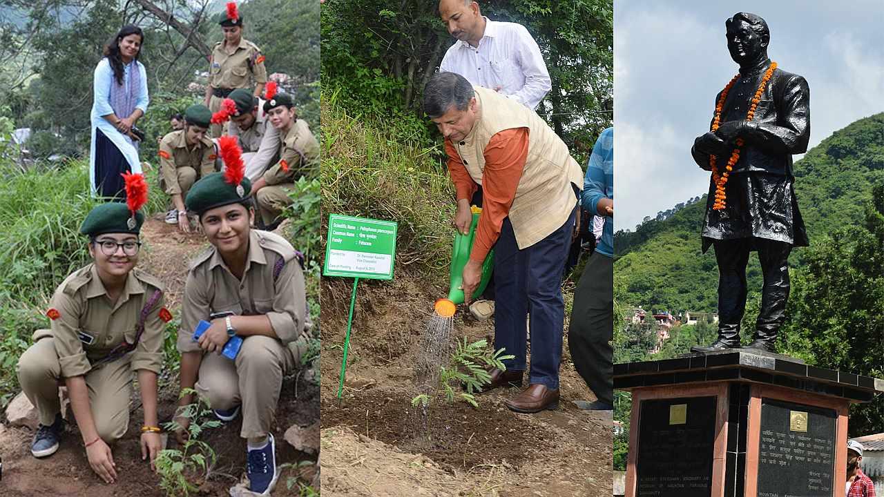 UHF Nauni Celebrated Dr YS Paramar Anniversary
