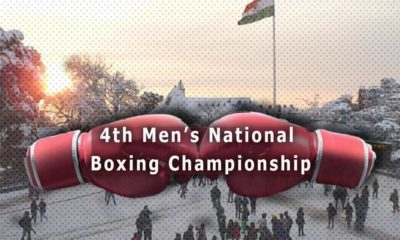 4th Men's National Boxing Championship