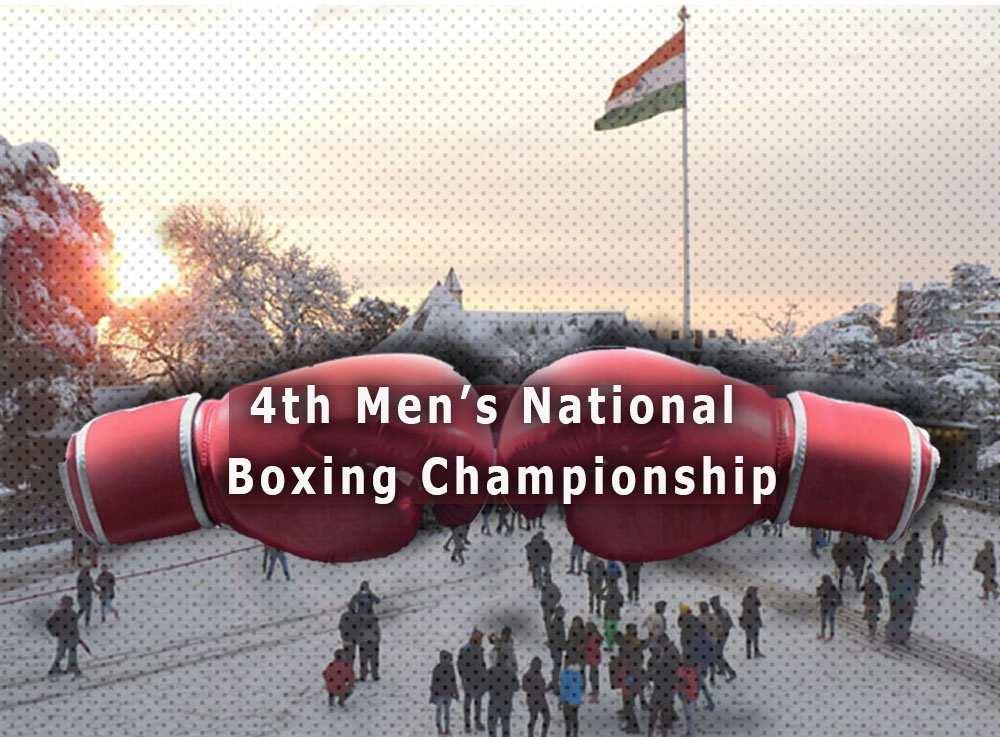 4th Men's National Boxing Championship