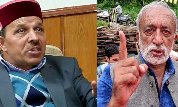 APMC Bill 2019 agriculture minister markanda and mla rakesh singha