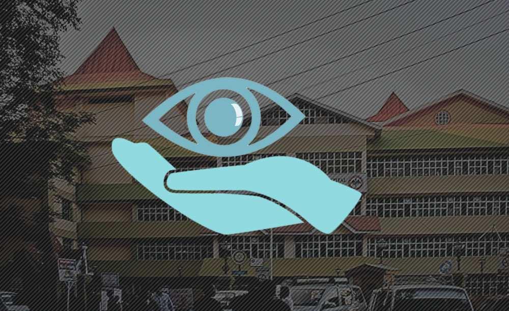 Eye banking facility in Himachal Pradesh
