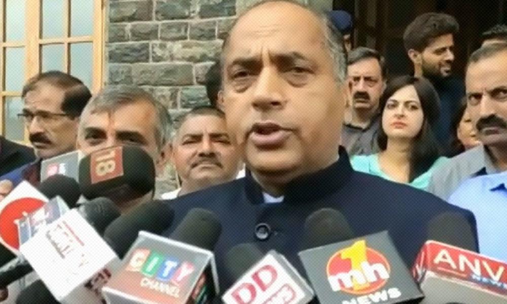 Jairam thakur Statement on viral Letter