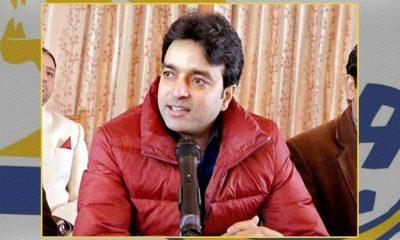 NEW HPCA PResident Arun Dhumal