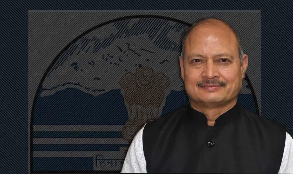 New Chief Secretary of Himachal Pradesh Shrikand Baldi