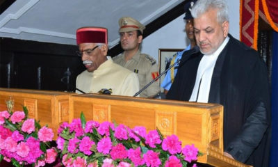 New Governor of Himachal Pradesh in 2019