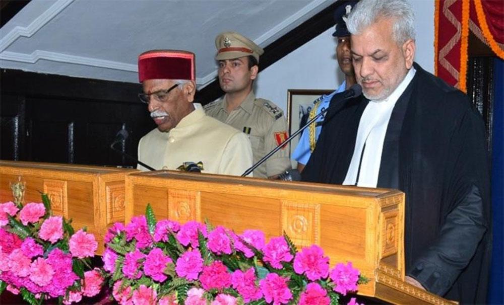 New Governor of Himachal Pradesh in 2019