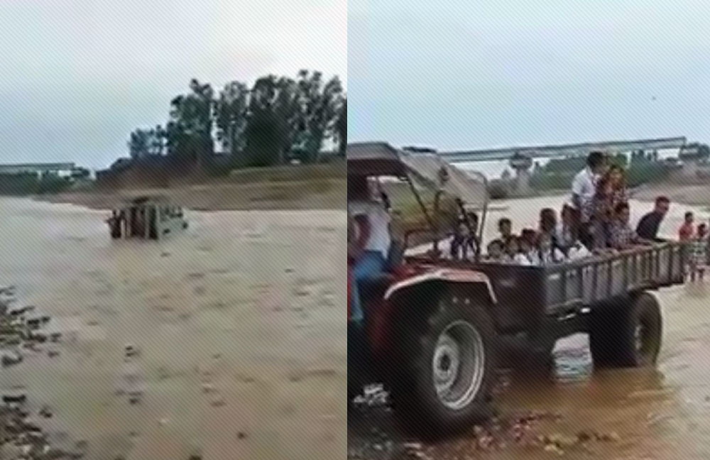 Video of Indora Kangra school children