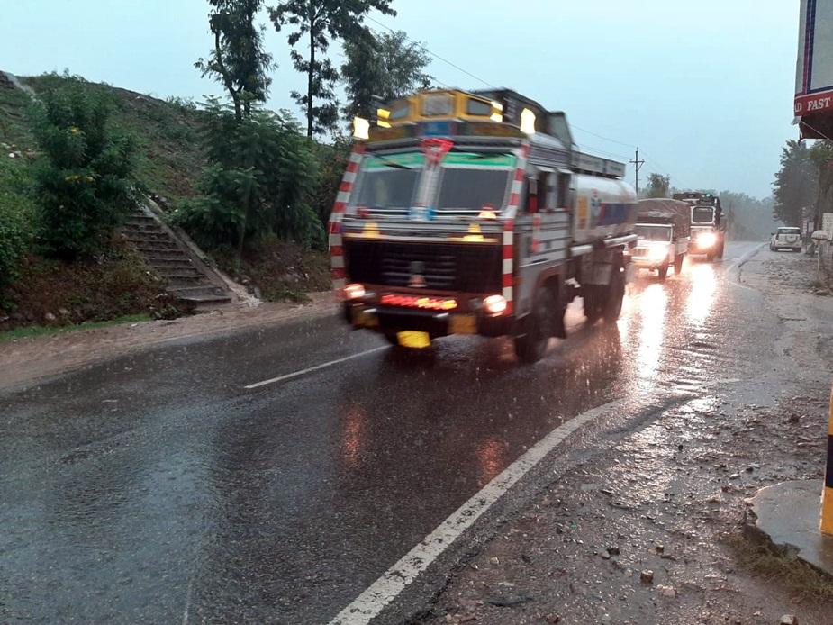 Weather in Himachal pradesh