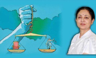 Why Justice Vijaya Kamlesh Tahilramani Resigned e