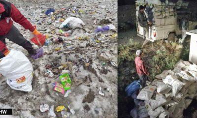 IMF shrikhand Mahadev Cleaning Campaign 2019 f