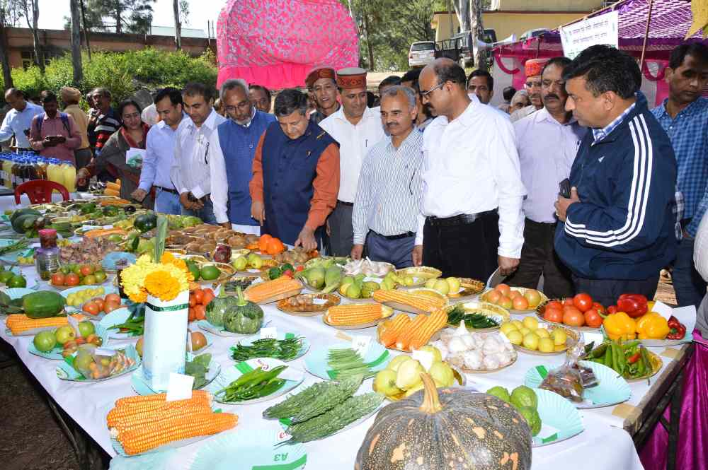 Kisan Mela at Diggal nalagarh on water conservation 3