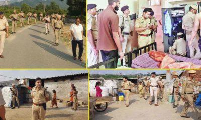 Terrorist search in kangra district