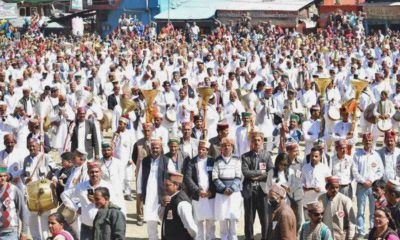 Video Dev Dhun at kullu dussehra enters india book of records